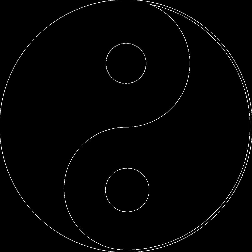 yin and yang, balance, harmony